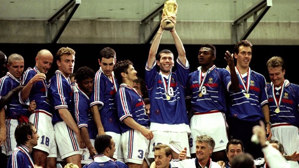 Image result for france 1998