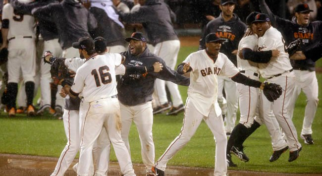 Giants NLCS 2012