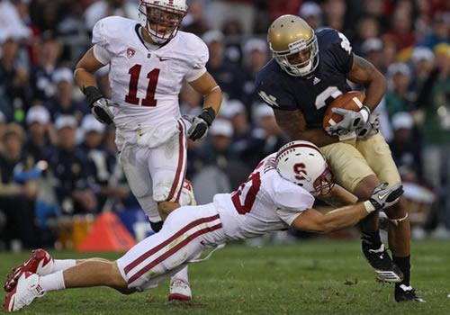 Notre Dame vs Stanford