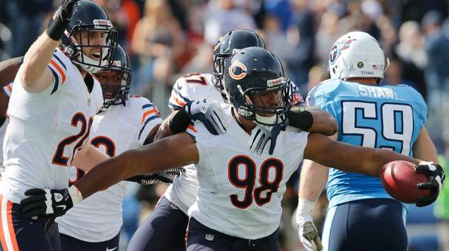bears defensa