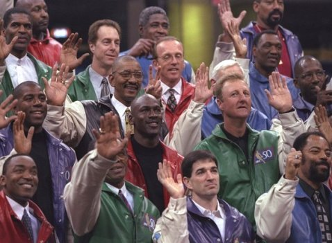 for-its-50th-anniversary-season-the-nba-held-a-special-ceremony-for-its-top-50-players-of-all-time-in-1997