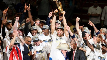dallas mavericks champions
