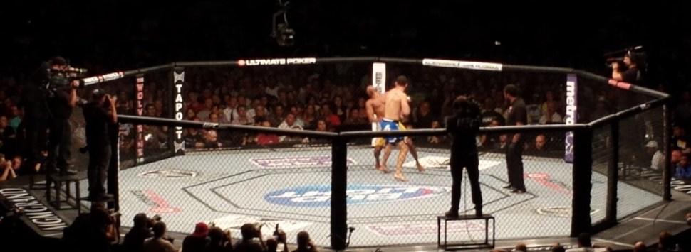 Chris Weidman UFC 162