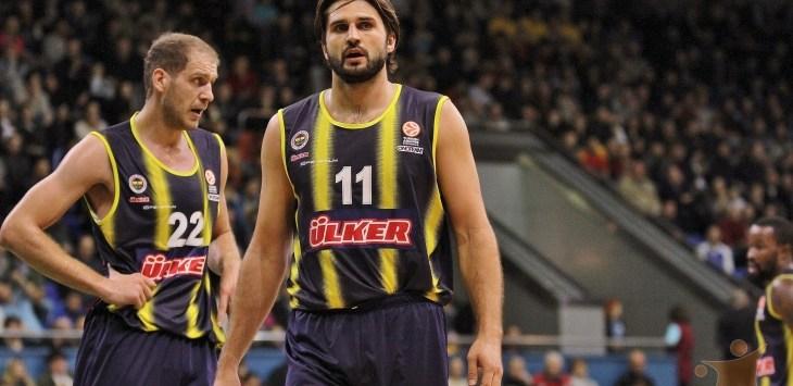 Linas Kleiza; Luka Zoric
