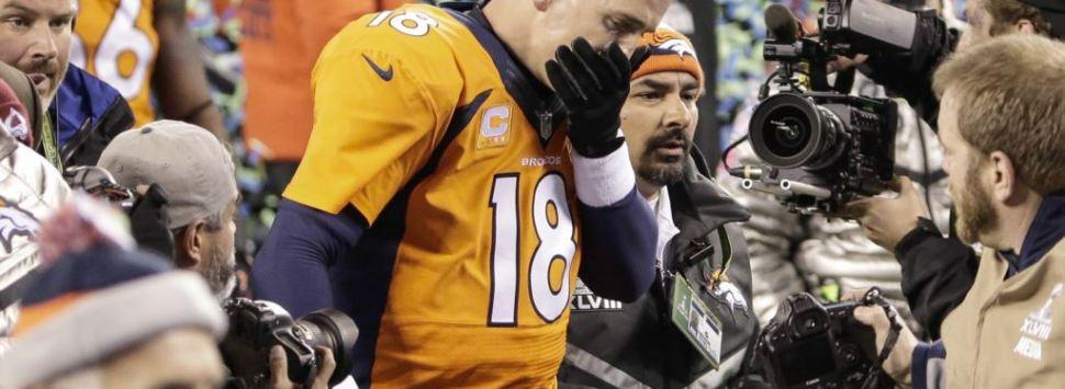 Peyton Manning Superbowl