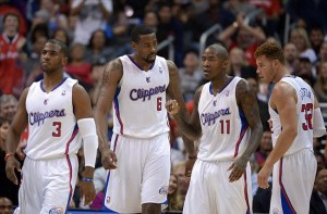 Los Angeles Clippers 2014