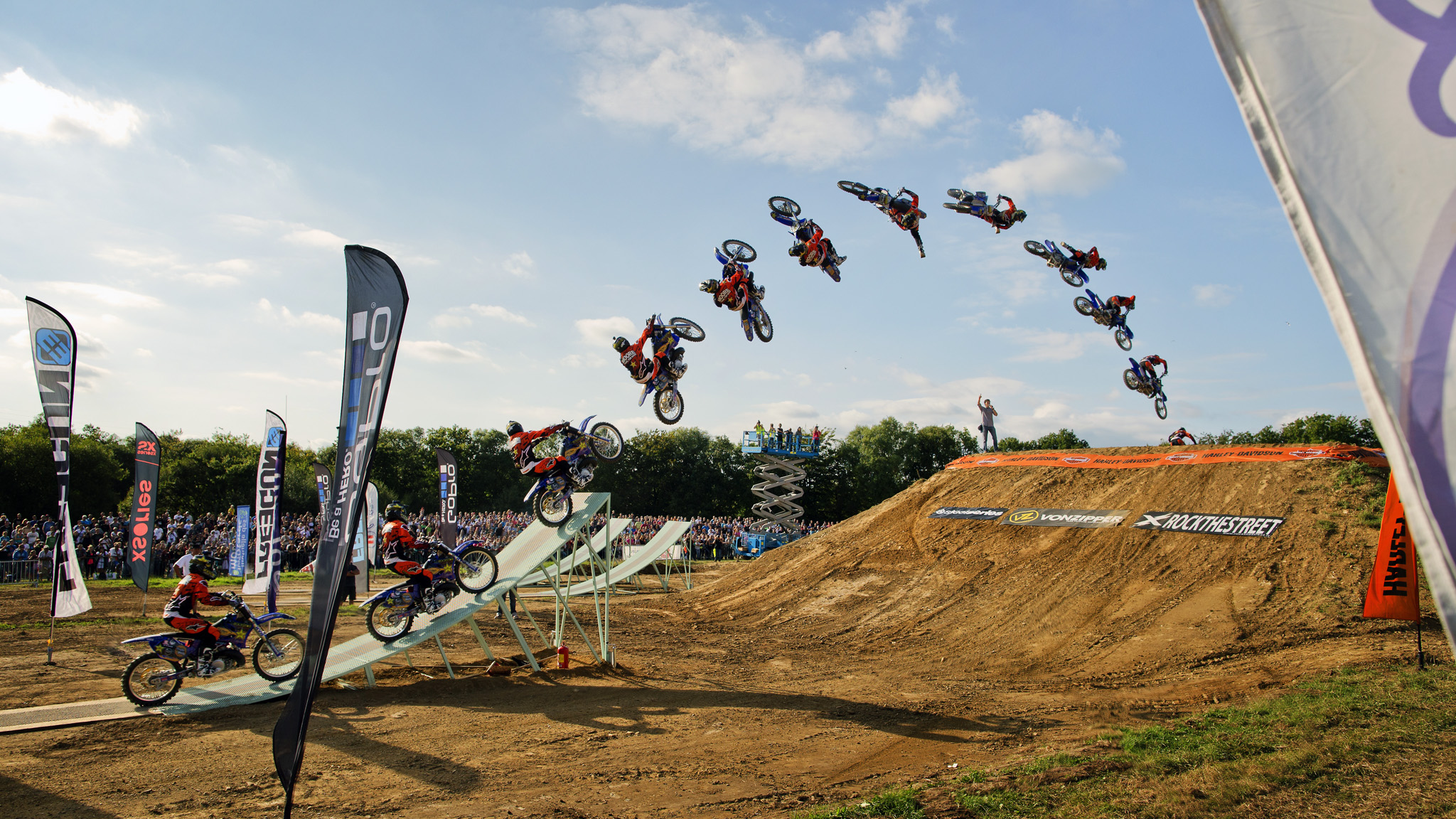 Freestyle Motocross: Lista de trucos | Sports made in USA