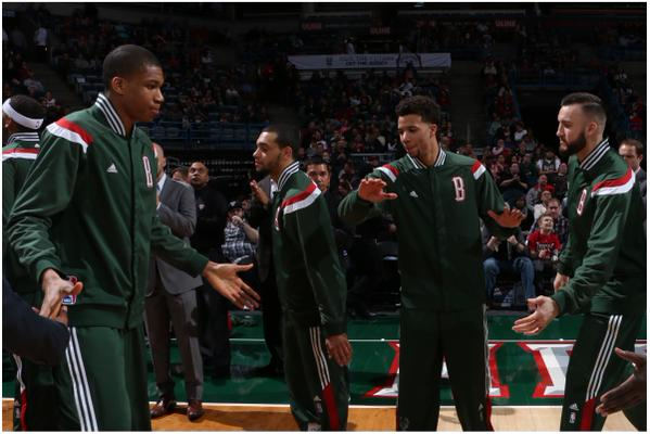 Michael Carter-Williams, con los Bucks