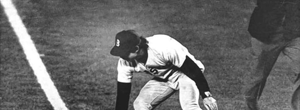 Bill Buckner, Series Mundiales 1986