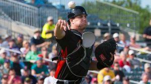 J.T. Realmuto, el catcher del futuro en el sur de Florida