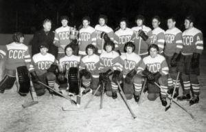 Selección Nacional Soviética en 1954