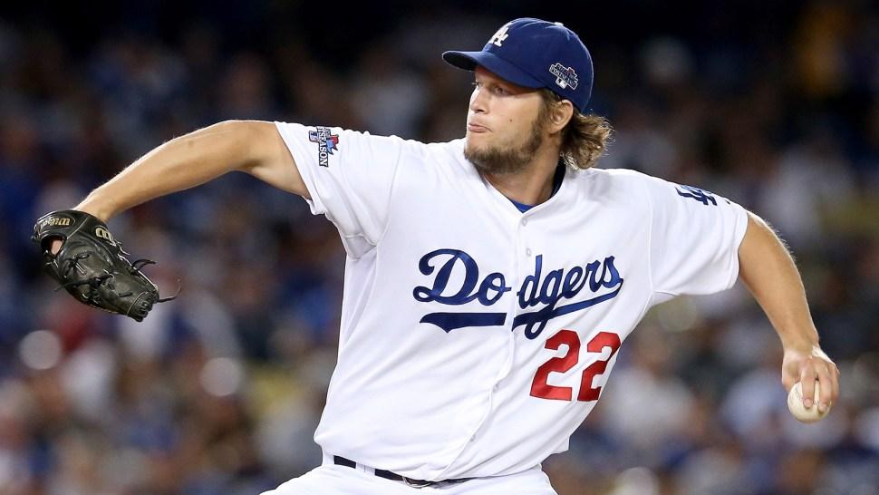 Clayton Kershaw, Los Ángeles Dodgers