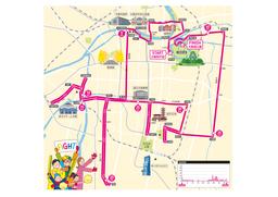 大阪マラソン 新コースを発表します!