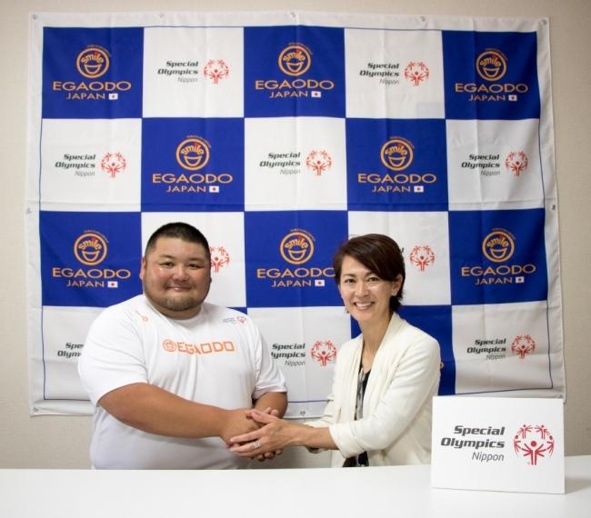 笑顔道整骨院グループ「スペシャルオリンピックス ジャパン」とプレミアスポンサー契約を締結