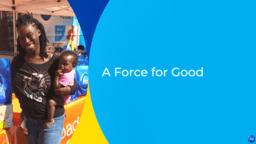 P&Gコーポレートシチズンシップ活動「世界を変える力、未来を育てる力」