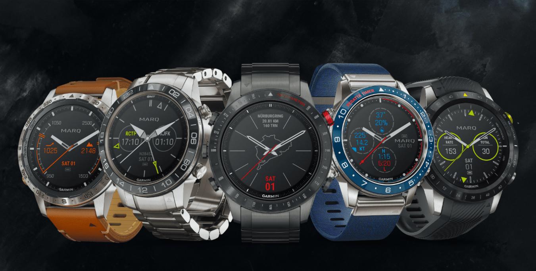 """新カテゴリー""""GPSプロウォッチ""""で高級時計市場に参入 『MARQ(マーク)』コレクション発表"""