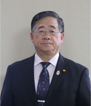 泉 正文日本スポーツ協会副会長兼専務理事の日本スポーツ少年団本部長への就任