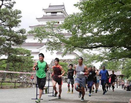 世界最高峰の参加型障害物レースのEAST ASIAシリーズ「SPARTAN RACE Powered by Rakuten -AIZU SPRINT/KIDS-」
