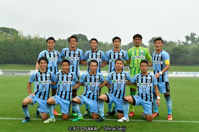 【FC大阪】7月27日(土)vs.ヴィアティン三重 試合結果
