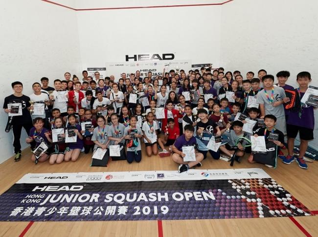 【スカッシュ】香港ジュニアオープン 日本人選手3名が上位入賞