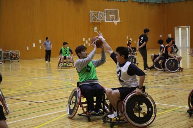 新潟医療福祉大学のパラスポーツへの取り組み