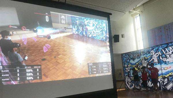 ARスポーツ使用した新しい体育を見据えた試み!公開授業をスポジョバがプロデュース【レポート】