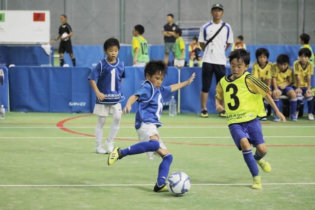 第3回 JA共済カップ SAITAMA U-9 サッカー交流大会
