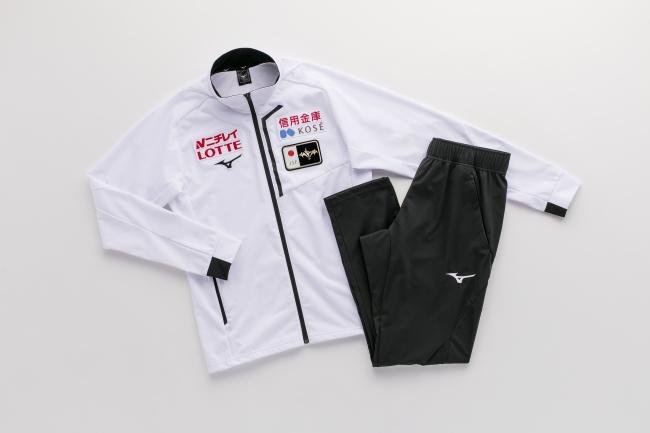 スケート日本代表選手が着用 2019-20シーズンのオフィシャルウエア完成