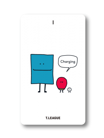モバイルバッテリー!