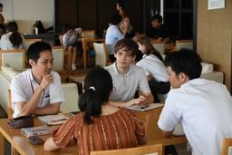 【東京シティ競馬×横浜国立大学】 東京シティ競馬が横浜国立大学の留学生と異文化交流事業を実施