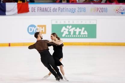 ダイナム、ISUフィギュアスケートグランプリシリーズ2試合に協賛