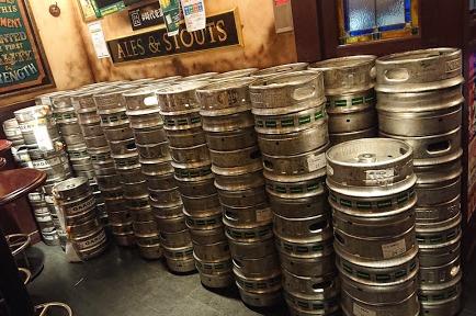 1分間に1.8リットルのビールを販売!