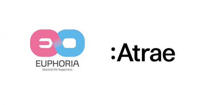 ユーフォリア、アトラエと資本業務提携契約を締結