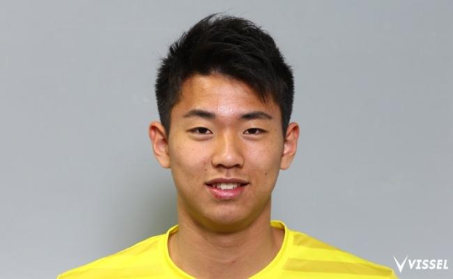 U-18高橋一平選手 U-16日本代表チュニジア遠征メンバー選出のお知らせ