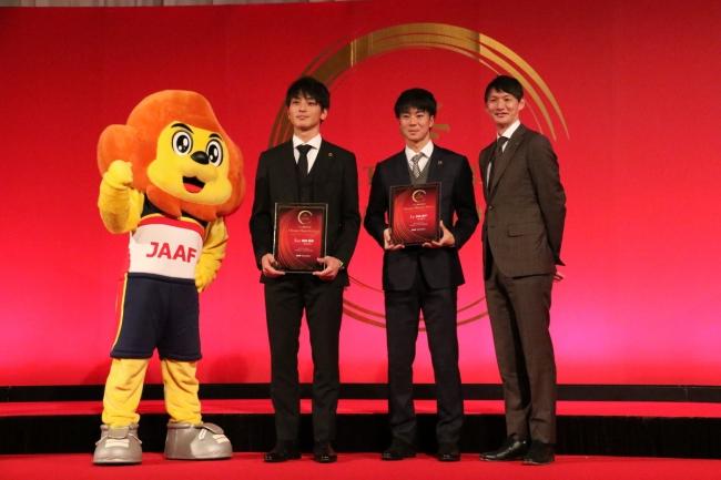 日本陸連ファン投票、2019年のトップは多田修平に輝く!