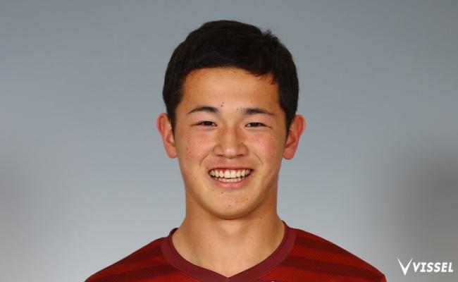 U-18山内翔選手 U-18(FIFA U-20ワールドカップインドネシア2021)日本代表 スペイン遠征メンバー選出のお知らせ