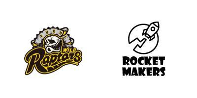 株式会社ロケットメイカーズ、ルートインBCリーグの福井ワイルドラプターズとパートナーシップ契約を締結
