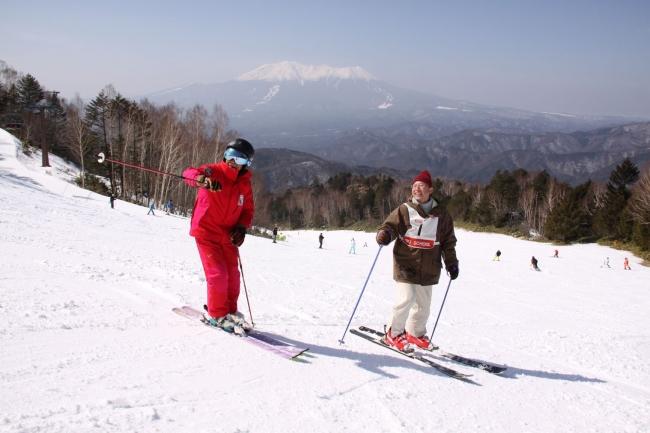 スキーで健康生活!木曽福島スキー場『アクティブシニアのための再青春スキープラン』登場!