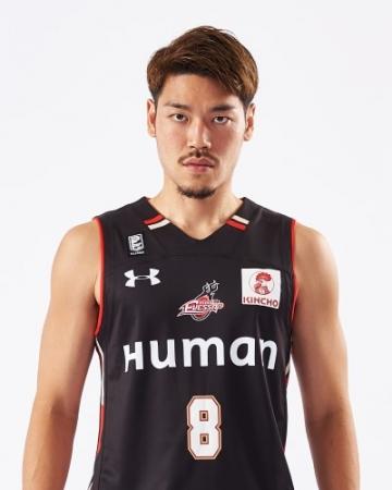 大阪エヴェッサ 長谷川 智也選手 契約満了のお知らせ