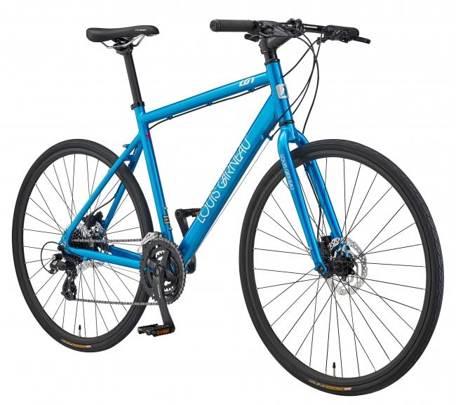 「走る」「曲がる」「止まる」自転車の基本性能にフォーカスしたバランスの良い1台 「SETTER 9.0 DISC(セッターナインディスク)」5月下旬より販売開始