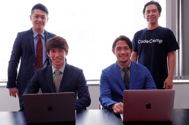 《オンラインプログラミング学習Dreamy Camp〉世界で活躍する卓球トップアスリート吉村真晴氏、吉村和弘氏(琉球アスティーダ)が学習をスタート!