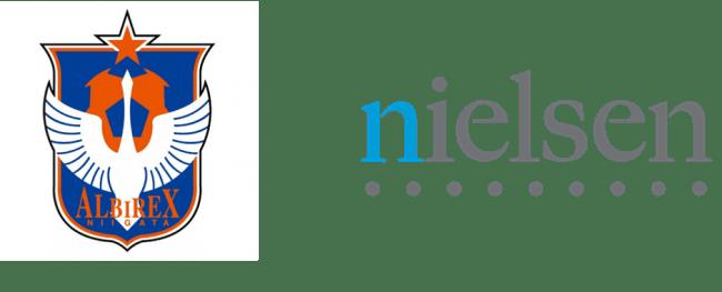 ニールセンスポーツがJ2アルビレックス新潟とマーケティングリサーチパートナー契約を締結