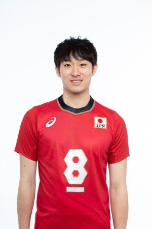 柳田将洋選手 (バレーボール)