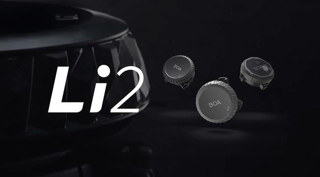 精密なフィットの躍進。BOA®の新しいプラットフォームLi2がサイクリングシューズに搭載されデビュー