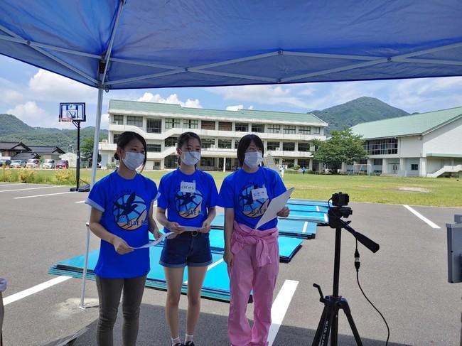【スポーツイベントの新様式を確立!】開催場所は非公開!鳥取の高校生がバスケットボールイベントを通して、地域の魅力を世界に発信