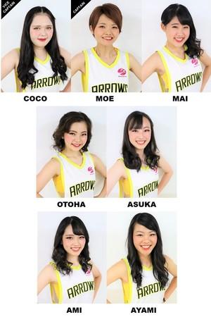 【香川ファイブアローズ】2020-21シーズン Sunny Arcs追加メンバー決定のお知らせ