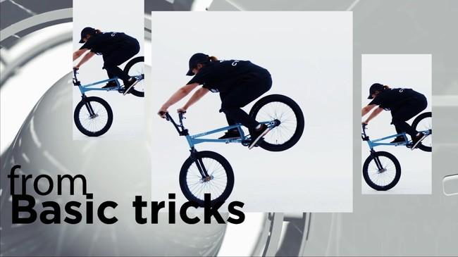 BMXフリースタイルのトリック映像141種をYoutubeで一挙公開!
