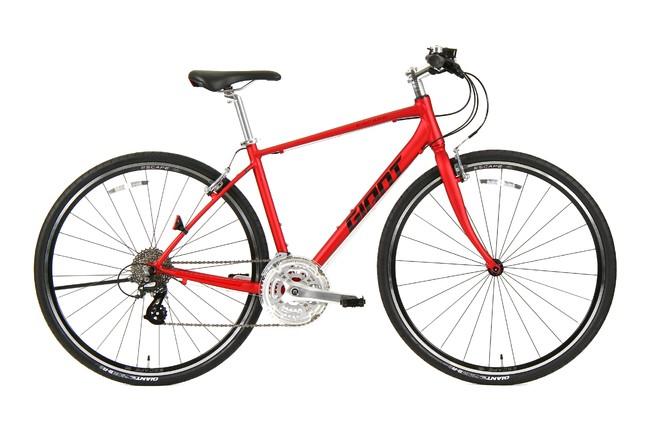 世界的人気を誇るスポーツサイクルブランドGIANTとのコラボレーション ESCAPE R CITY(エスケープRシティ)10月より販売開始