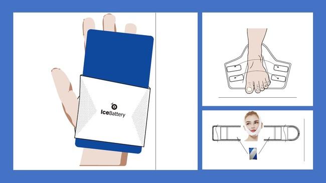 【2021年 熱中症対策 商品】深部体温、ながら冷却「アイスバッテリー®fresh」10月9日(金) 予約受付開始!