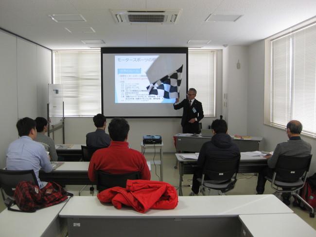 【JAF新潟】モータースポーツ国内Bライセンス講習会を開催します